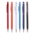 Fashion style multifunctional ultrafine capacitor touch screen metal ballpoint pen with bright and full colors