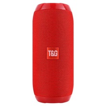 TG117 Portable Speaker Outdoor Subwoofer Bass Speaker Nirkabel Mini Kolom Kotak Loudspeaker FM <span class=keywords><strong>TF</strong></span>