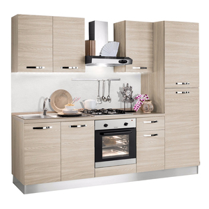 Buy pre made melamine board kitchen cabinets units and kitchen cupboards