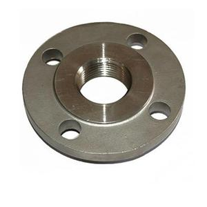 ANSI 150lb carbon steel A105 forged flanges