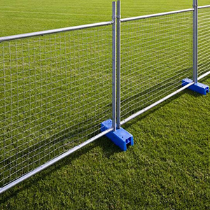 Temporary Construction Wall Secure Fencing Temporary Stand