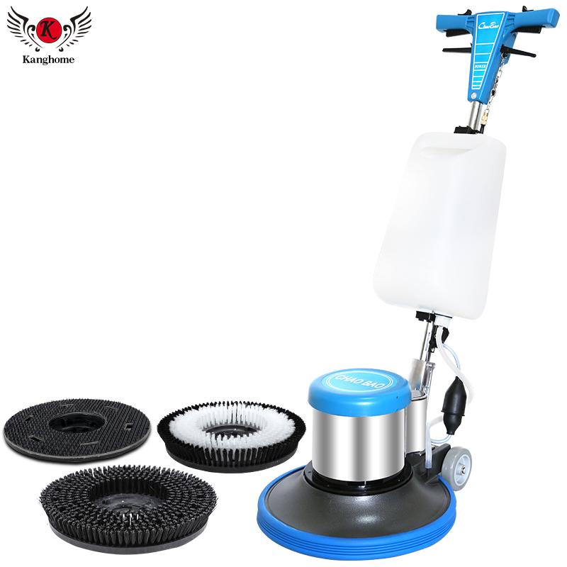 전문 상업 use1100W 175rpm 전기 스위퍼 바닥 타일 카펫 청소 기계 인증서 상업