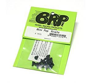 Buds Racing Mini Pop Rivets