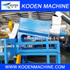 Waste plastic friction washing machine for PP bag recycle washing line