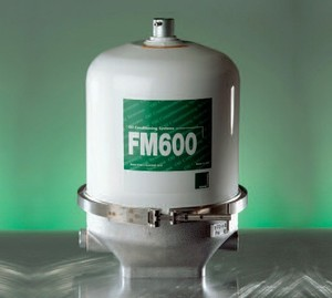 High Performance FM600 Oil Cleaning Centrifuge