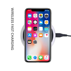 2018 trending products qi standard wireless charging pad