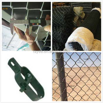 5 Foot Plastic Coated Chain Link Fence Galvanized Or Pvc