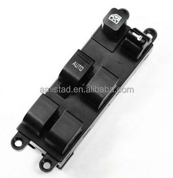 Auto car parts electric power window master control switch for 1999 nissan altima power window switch