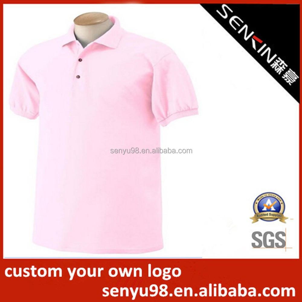 Organic Cotton 100 Polo T Shirt Free Sample Polo Shirt Fake Polo T
