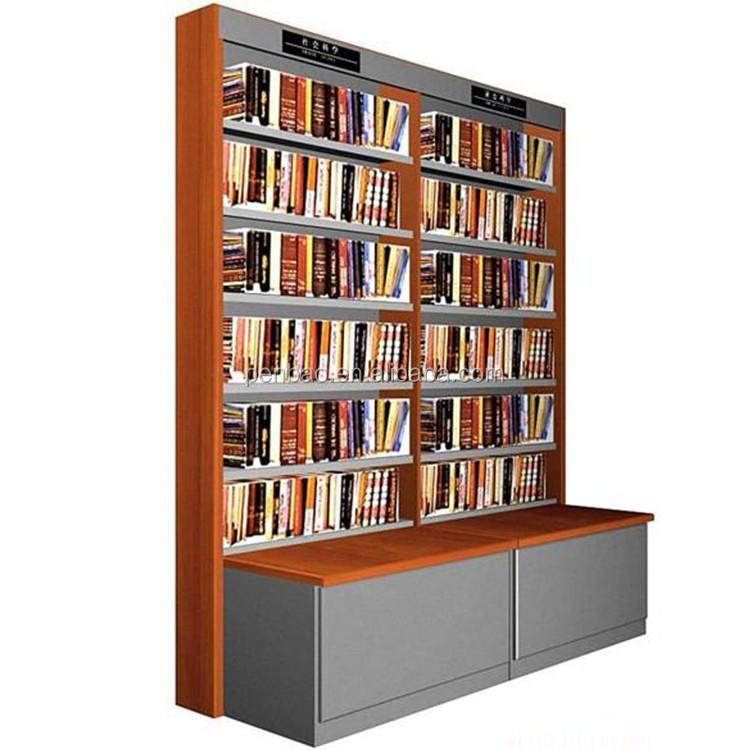 style moderne mdf bois biblioth que et sp cification livre pr sentoir pour librairie buy. Black Bedroom Furniture Sets. Home Design Ideas