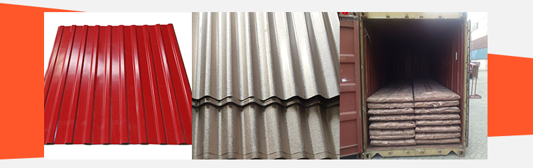 Zhen Xiang ASA material to maintain color corrugated sheet