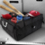 Durable Collapsible Trunk Organizer with Aluminum Handle