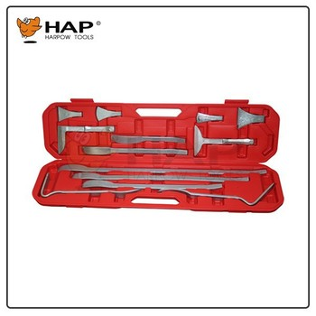China Auto Body Tool 13pcs Body Pry Bars Auto Repair Tools