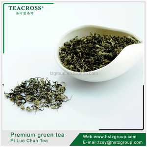 Premium green tea Pi Lo Chunm Green Tea