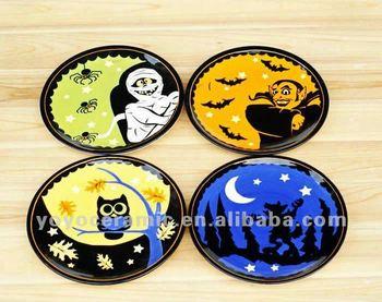 ceramic halloween decoration halloween dinner plates  sc 1 st  Alibaba & Ceramic Halloween Decoration Halloween Dinner Plates - Buy Ceramic ...