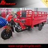 HUJU 250cc tricycle / high fender cargo tricycle for loading sheep