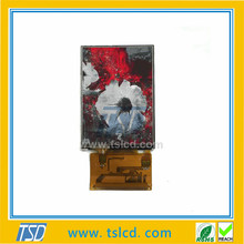 2.8 inch tft lcd panel with resistive touch screen