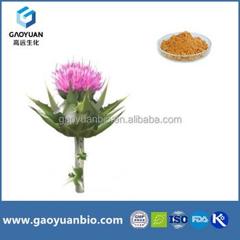 Phospholipid 80% Silymarin Extract Powder