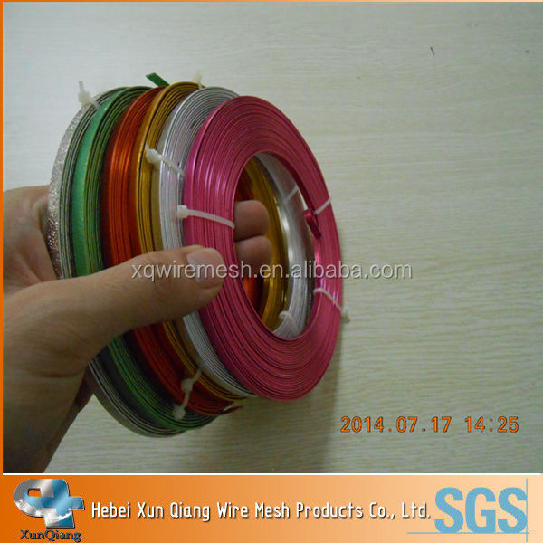 Flat Aluminum Craft Wire, Flat Aluminum Craft Wire Suppliers and ...