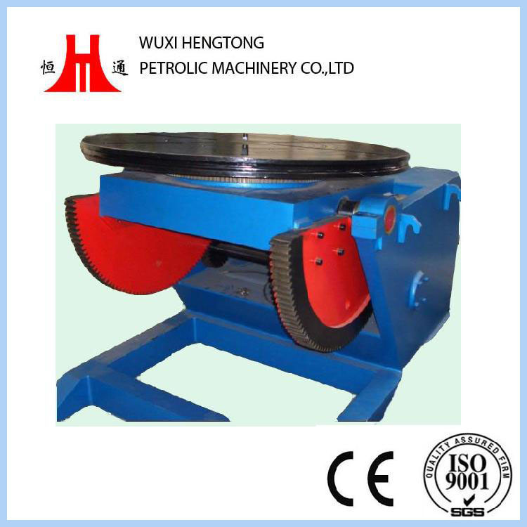 ZHB excellent quality metal container rotating table