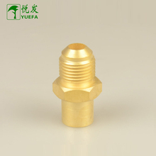 Brass Pipe Fitting Coupling Union Nut Refrigeration Plumbing HVAC