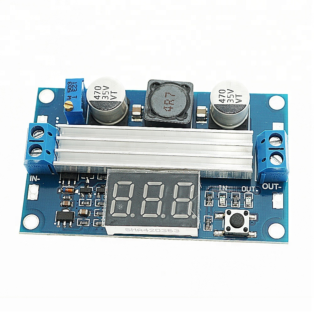 Wholesale Voltage Regulator Board Online Buy Best Power Circuit Dc Step Up Adjustable Strongregulator Strong
