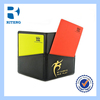 Soccer FootballReferee Wallet with Yellow and Red Warning Cards