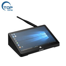 <span class=keywords><strong>PiPO</strong></span> <span class=keywords><strong>X8</strong></span> <span class=keywords><strong>Pro</strong></span> Mini PC 2 기가바이트 32 기가바이트 Intel Z8350 Quad Core Dual OS 7.0 인치 WiFi BT
