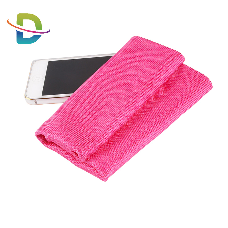 wholesale cheap microfiber car window glass cleaning polishing cloth eyeglasses cleaning cloth