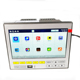 Customizable 16 Channel Temperature Recorder LCD Screen Pressure Chart Paperless Recorder
