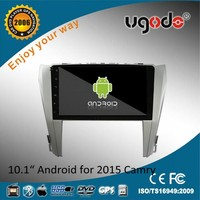 2 Din 10.1 inch Toyota Camry Car DVD Player with android 4.4 Bluetooth TV Radio