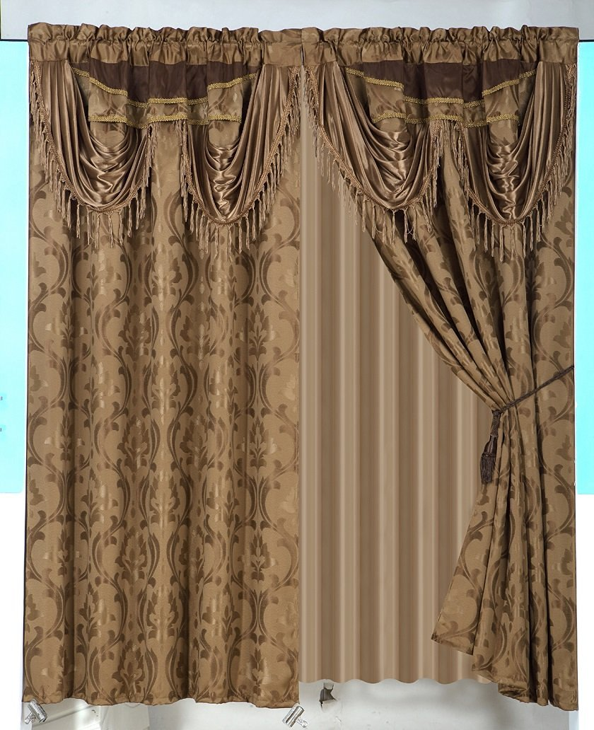 topper attached valance ideas swag curtain shower curtains curta with decorations fabric and decor cute bathroom tiebacks double