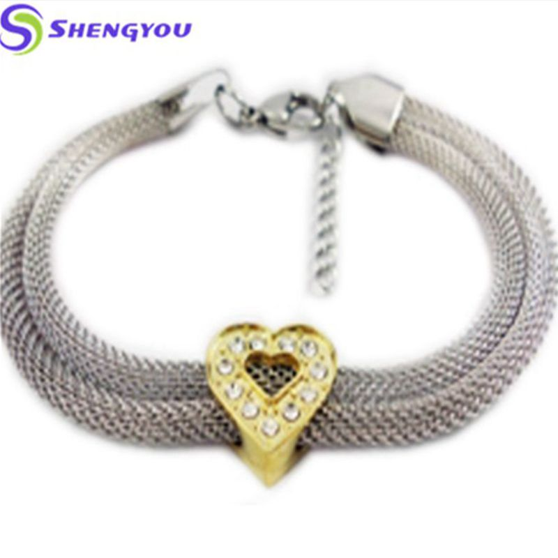Flat Snake Chain Stainless Steel Stylish Snake Bracelets for Women
