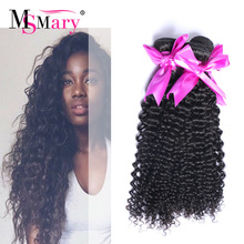 Factory Direct Supply Virgin Hair 100% Human Hair Deep Curly Peruvian/ Malaysian/ Indian/ Brazilian/ Mongolian Hair Weave