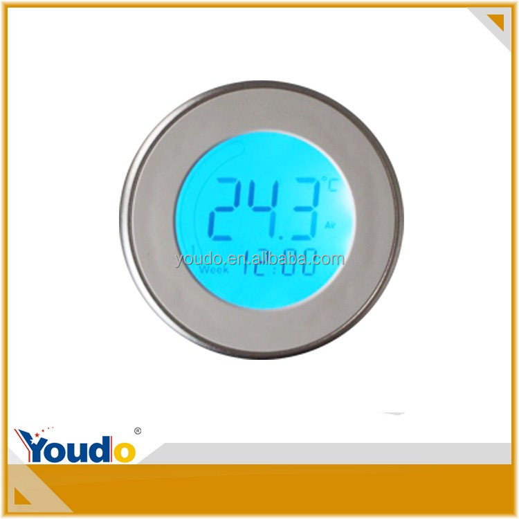 wholesale round circle programmable New Nest Learning Heating Thermostat