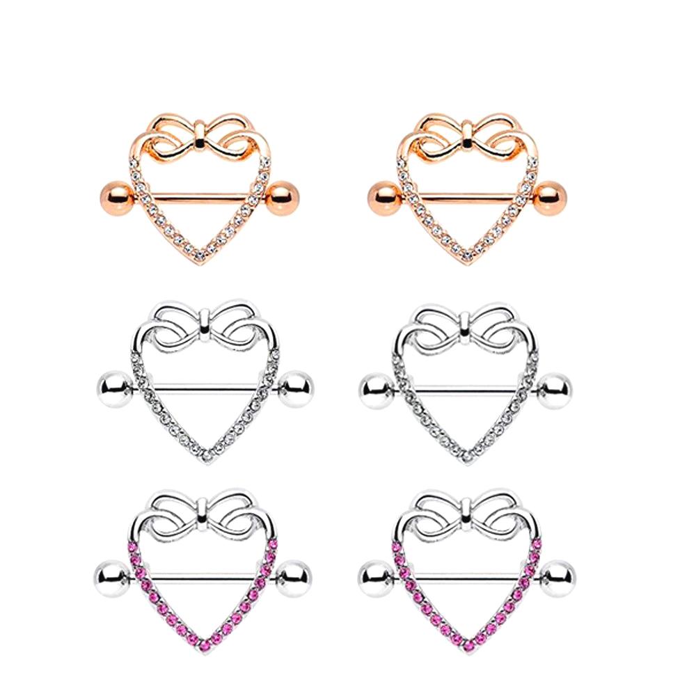 481aefd293ae5a China Heart Nipple Piercing, China Heart Nipple Piercing Manufacturers and  Suppliers on Alibaba.com