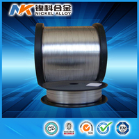 Electric heating resistance alloy 20 22 24 26 28 32 40 awg nichrome nicr 8020 wire