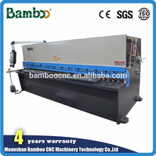 Factory direct sale qc12y-8x2500mm hydraulic cutting machine made in China