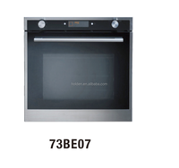 73BE07 built in baking oven price pizza oven