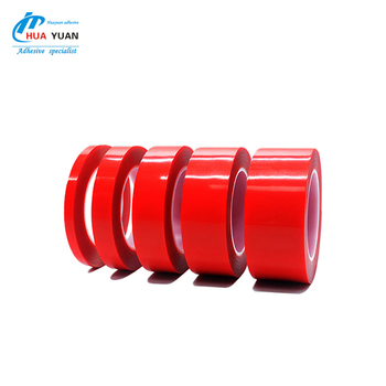 china suppliers bag sealing VHB acrylic foam double-sided tape