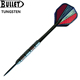 entertainment game of steel tip tungsten darts in black