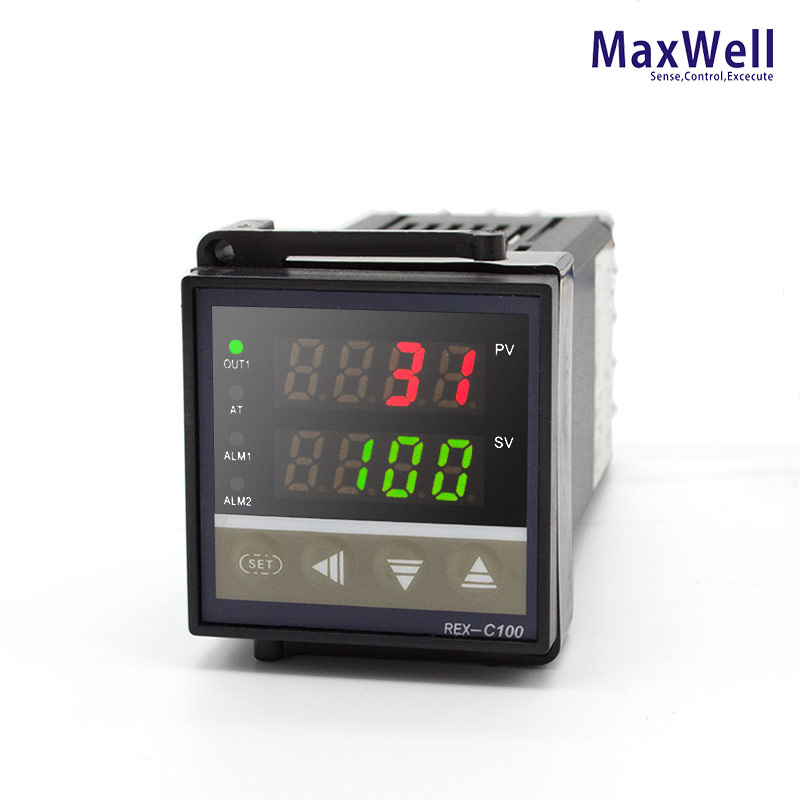 Rex-c100 How Does A Pid Temperature Controller Work Microcomputer ...