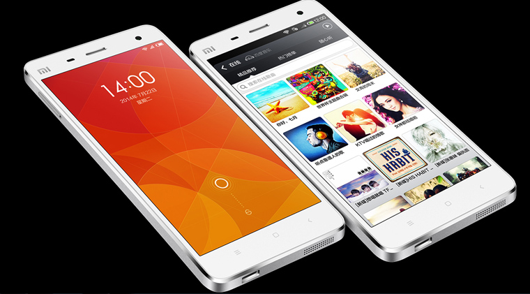 Original Xiaomi Mi4 Xiaomi-mi4 Quad Core Qualcomm Snapdragon801 ...