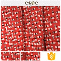Esse textile high quality fabric printed 100% rayon fabric by the yard