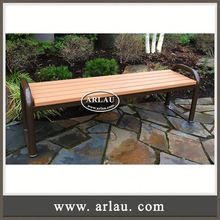 Arlau Old Wooden Bench, New Design Wood Garden Bench, Teak Outdoor Seating