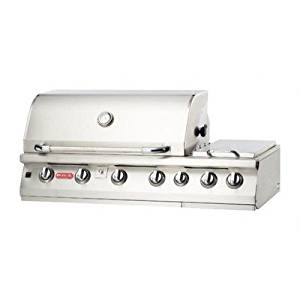 "47"" 7 Burner Premium Built-In Gas Grill Fuel Type: Natural Gas"