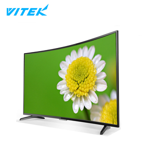 Hot Buy Bulk Electronics Competitive Price Curved Tv 4K 65 Inch Wholesale Made In China