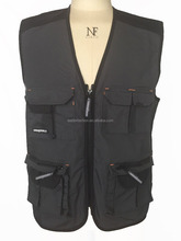 Mens tactical hunting cotton Canvas vest