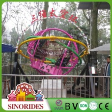 Outdoor equipment 3D human gyroscope orbitron ride ON SALES