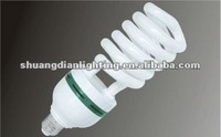 half spiral coiled energy saving lamp 70w